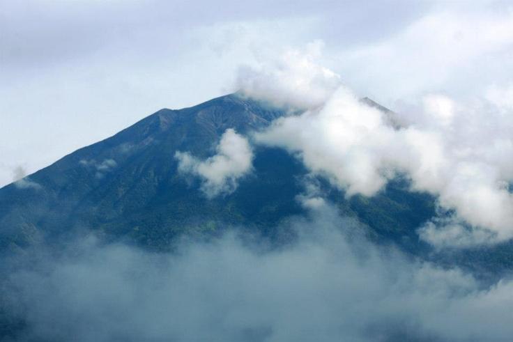 (Catper) Pendakian Gunung Kerinci 28 maret - 1 April 2013