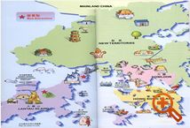 Hong Kong Attractions Map