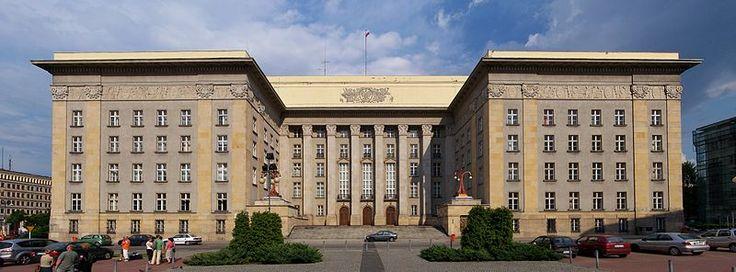 Der Schlesische Landtag in Kattowitz