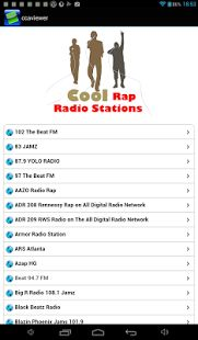 Rap and Hip Hop radio stations apps for mobile #rap #hiphop https://play.google.com/store/apps/details?id=com.radiostreams.rapandhiphopradio
