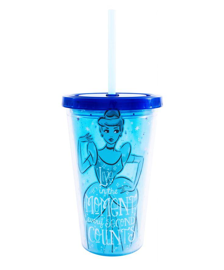 Disney Cinderella Sketch Cold Cup Set