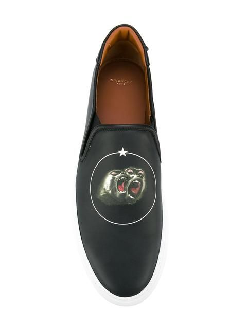 Givenchy Chaussures De Skate Monkey Brothers - Farfetch