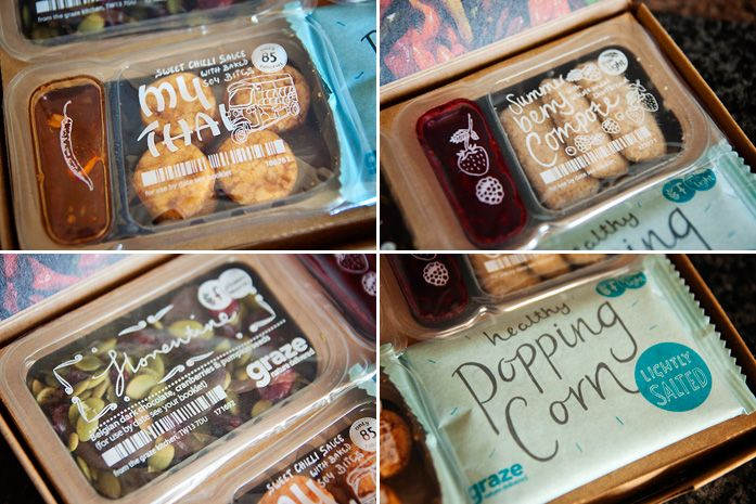 Either the real thing or a A DIY Graze Box for less than half the cost!