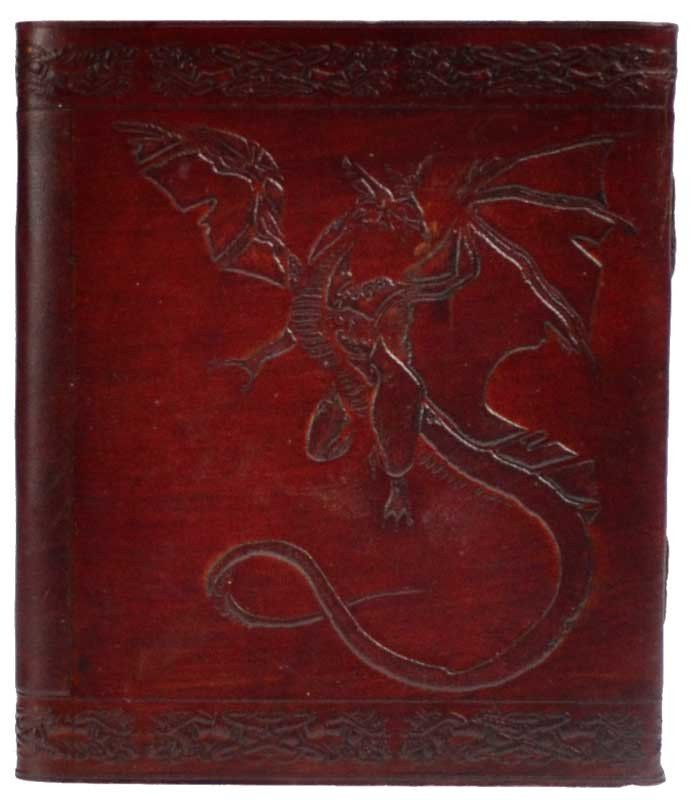 109 best dragons images on pinterest dragon dragons and kite dragon leather blank book wlatch ccuart Image collections