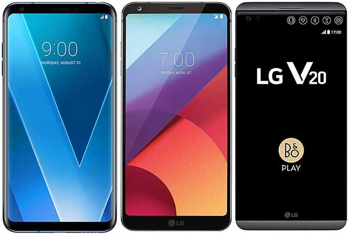 64cb5c1f156 What are LG Phone prices in Nigeria  LG handsets