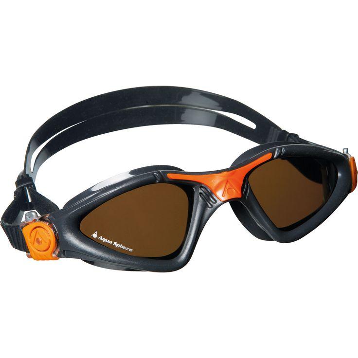 Wiggle España | Gafas de natación polarizadas Aqua Sphere Kayenne | Gafas de natación