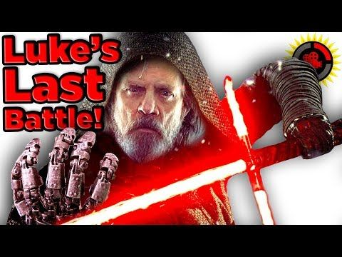 Film Theory: How Luke will DIE (Star Wars: The Last Jedi ENDING REVEALED!) - YouTube