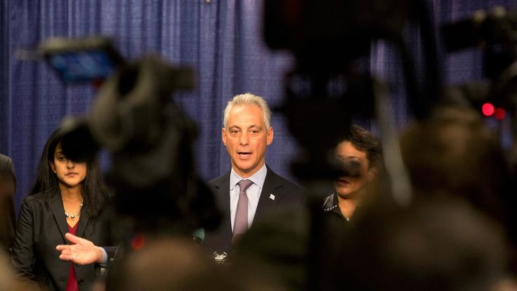 FOX NEWS: JFK's nephew says Emanuel has plan to force blacks out of Chicago