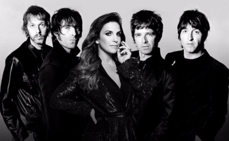 Misturaram Ivete Sangalo com Oasis e deu 'Wonderuó'