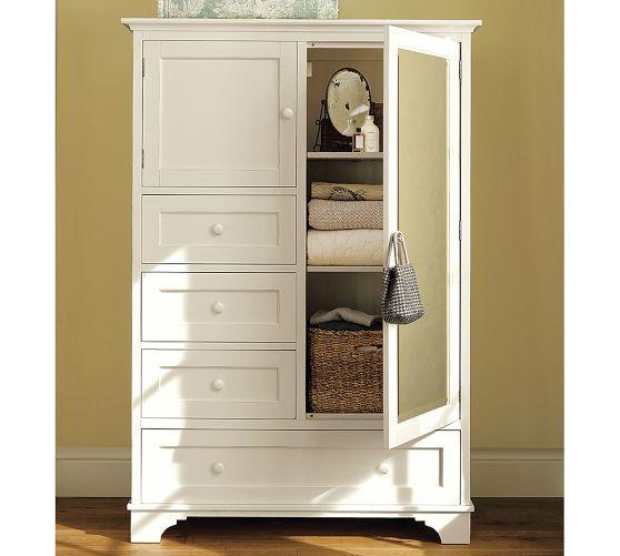 Mueble para ropa blanca deco furniture pinterest - Armario ropa blanca ...