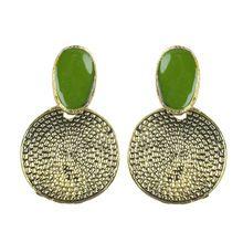 1 Paar Bohemen Oorbellen Voor Vrouwen Indian Sieraden Oorbel Etnische Dangle Oorbellen Oude Zilveren Pendientes Oorbellen Brincos e050(China (Mainland))