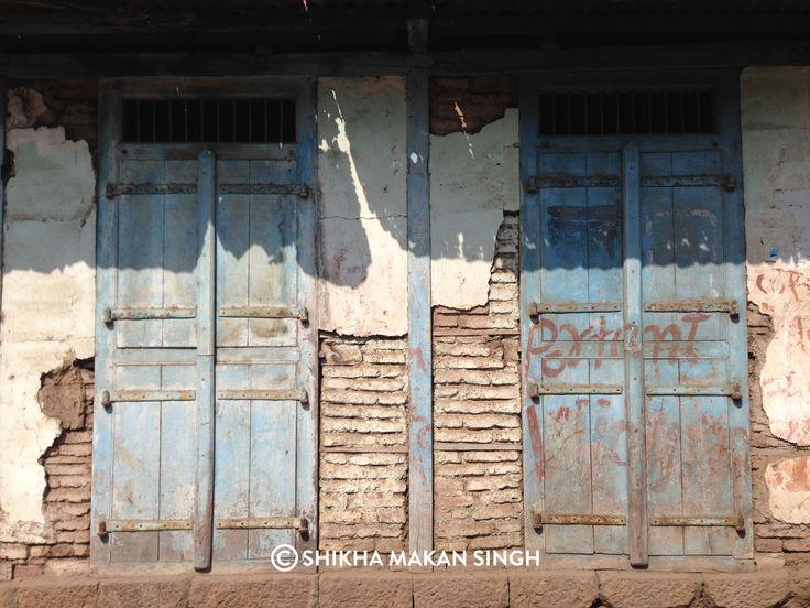 Fascinating traditional doors of Maharashtra : Bhor.