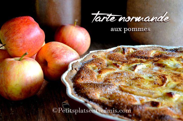 Les 161 meilleures images du tableau tarte sur pinterest beignets de conque tartes et tartes - Recette tarte normande traditionnelle ...