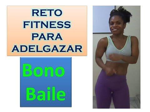 Reto fitness. Rutina para bajar de peso - Bono | Nalimarce - YouTube