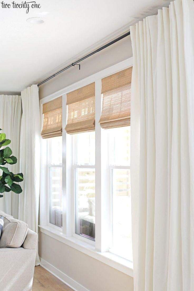 Pin By Rosie Hannan On Joe S House Window Treatments Living Room