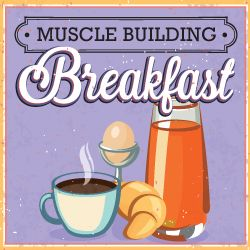 how to build your own muscle building diet
