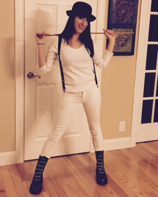 alex a clockwork orange costume idea. halloween 2015.
