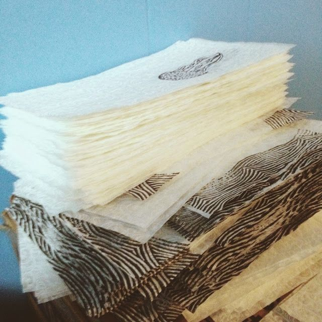 Sea Foam, a chapbook by Courtney Bates and Faith Logan: Stacks