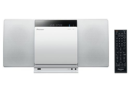 Pioneer Slim CD Micro System with Bluetooth - White Pioneer http://www.amazon.co.uk/dp/B00IAPFMFA/ref=cm_sw_r_pi_dp_H.g3vb0XGKAVE