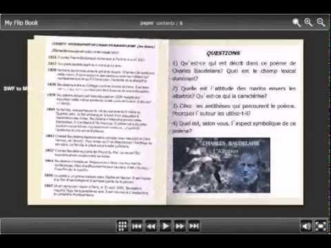 """""""L`ALBATROS"""" UNE  BRÈVE ANALYSE EN FRANÇAIS ET EN GREC"""
