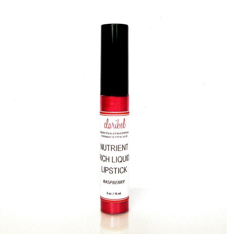 Natural Lip Color | Nutrient & Antioxidant Rich | Raspberry
