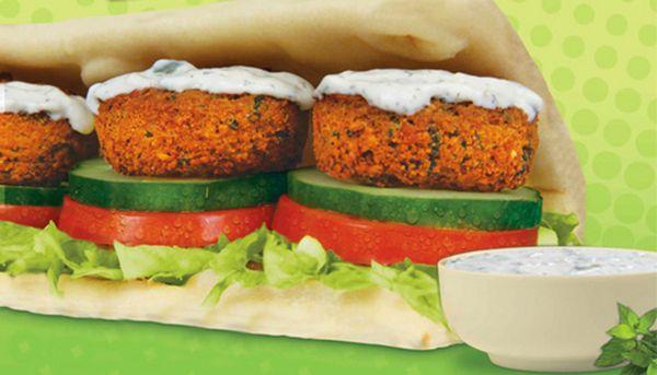 Subway Offers Falafel Sandwich as Veggie Option on East Coast