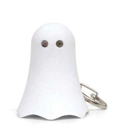 KIKKERLAND : Ghost LED Keychain | Sumally (サマリー)