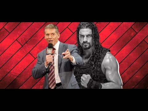 """HOTTEST WWE Backstage INSIDER SHOCKING News On Vince Mcmahon No Longer Favoring Roman Reigns - http://positivelifemagazine.com/hottest-wwe-backstage-insider-shocking-news-on-vince-mcmahon-no-longer-favoring-roman-reigns/ http://img.youtube.com/vi/BCgb_75g3hM/0.jpg  """"Sean'z View On YOUTUBE Of WWE Rumors & WWE Headlines (My Unique Commentary/Criticism & VIEW With Over 82000 Youtube Subscribers – Plus MORE … Judy Diet Programme ***Start your o"""