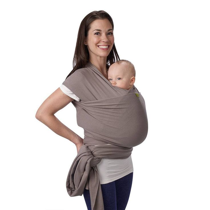 Baby Carriers - Boba Wrap - Grey