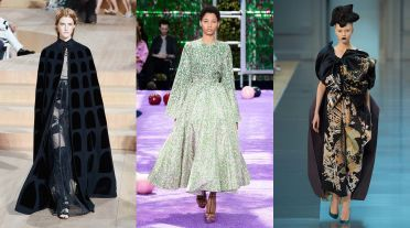 Valentino, Dior and a Couture World in Flux