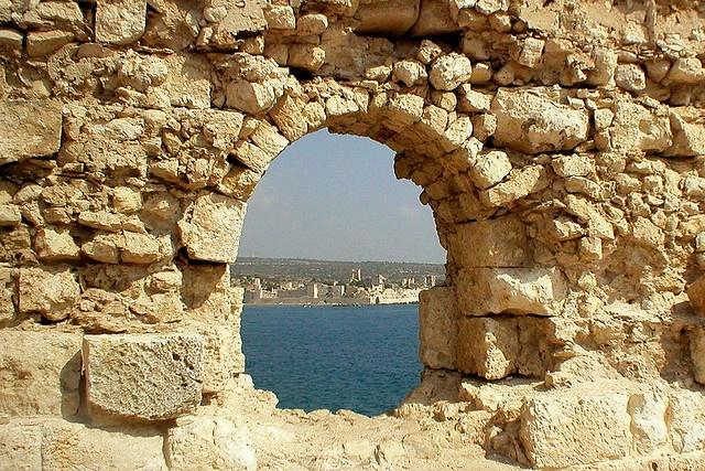 Castle by the Sea, Tarsus, Turkey