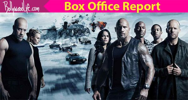 Furious 8 box office report: Vin Diesel and Dwyane Johnson's film off to a great start, earns Rs 8.50 crore from paid previews #FansnStars