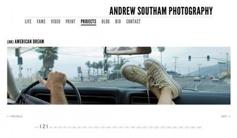 Andrew Southam's Personal Way Of Seeing: Words Of Wisdom, Southam Personalized, Personalized Journey, American Dreams, With Andrew Southam, Photography Blog, Work With Andrew