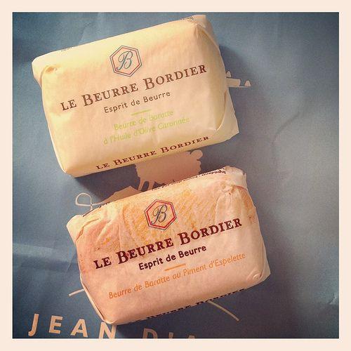 Beurre Bordier, un produit d'exception