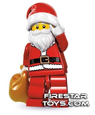 LEGO Minifigures Series 8 Santa
