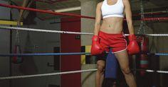 Cómo hacer un saco de boxeo casero