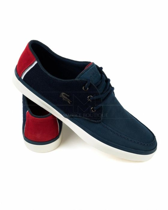 Zapatillas Lacoste Servin - Azul Marino