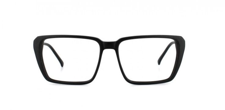 ADORKABLE I For the sexiest geek look in the world. A soft rectangular look with carved facets on the temples.