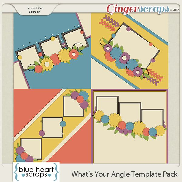 What's Your Angle Template Pack