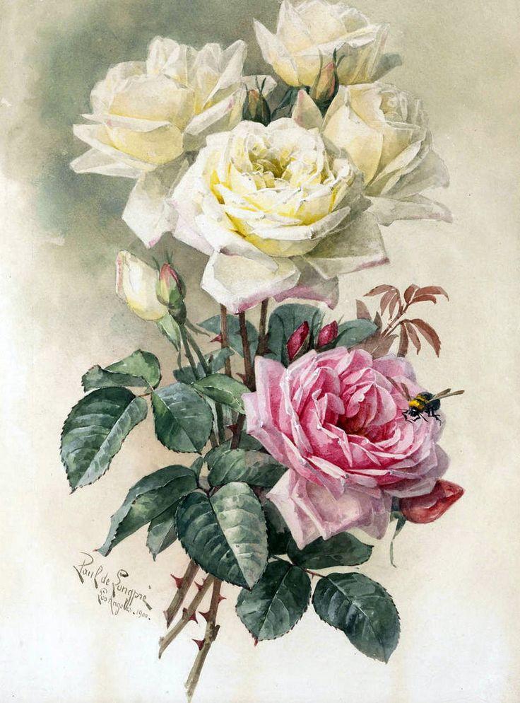 славянское красивые картинки с цветами старинные изображении, сделанном стороны