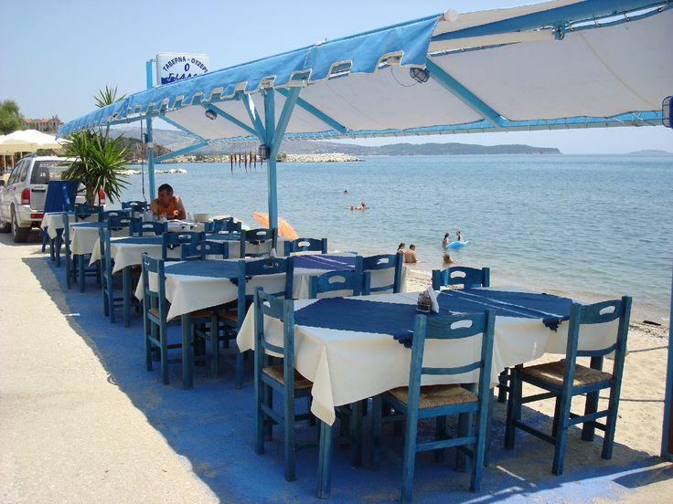 Top 10 al tavernelor din Thassos pe care le-am frecventat