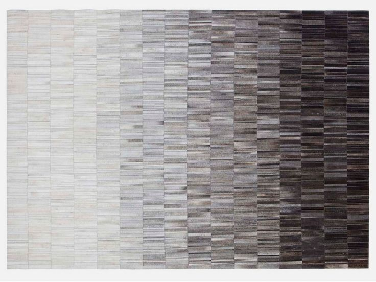 Dywan Fade Szary 140x200 cm — Dywany Linie Design — sfmeble.pl #dywany #carpet #LinieDesign