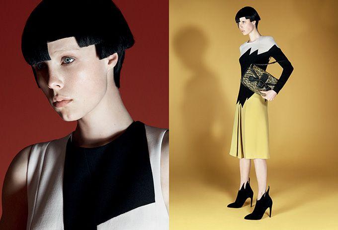 ボッテガ・ヴェネタ 2014-15年秋冬コレクションのキャンペーンにデヴィッド・シムズを起用 | ニュース - ファッションプレス