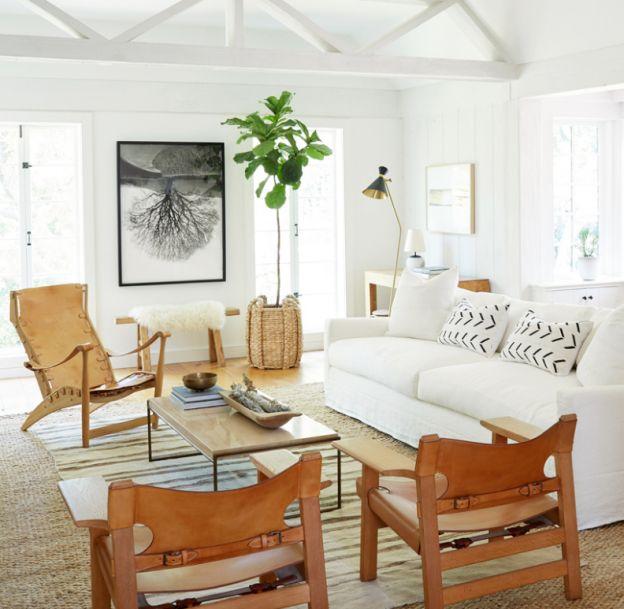 Jenni Kaynes Living Room Makeover
