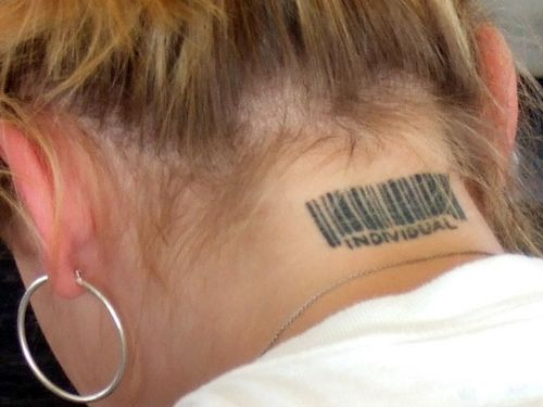 38 best images about neck tattoos on pinterest | small tattoos, Cephalic Vein