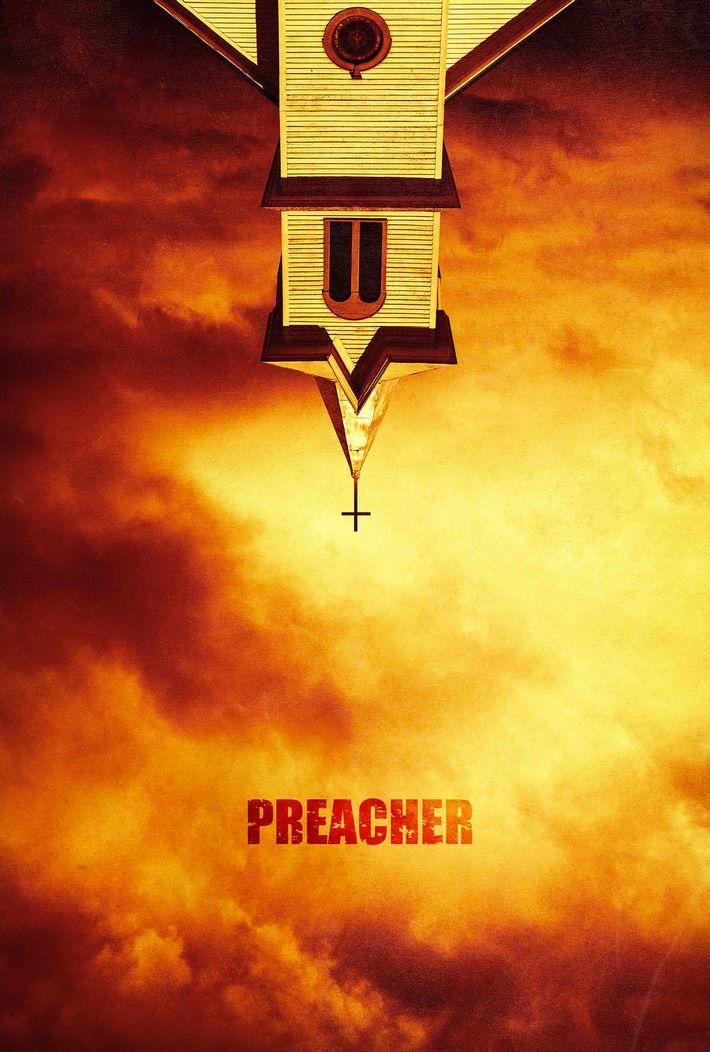 Halleluja! Das AMC-Serien-Highlight Preacher startet in Deutschland, Österreich, Großbritannien und Japan exklusiv auf Amazon Prime