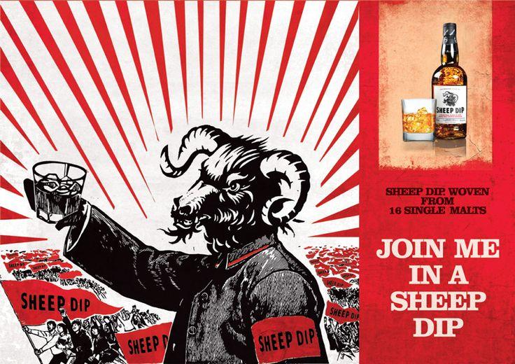 Da dove viene il nome Sheep Dip? Da un vecchio modo di dire della campagna scozzese. In passato i contadini scozzesi erano soliti distillarsi il proprio whisky e per non pagare le tasse lo mettevano in botti contrassegnate come Sheep Dip, un potente insetticida in...
