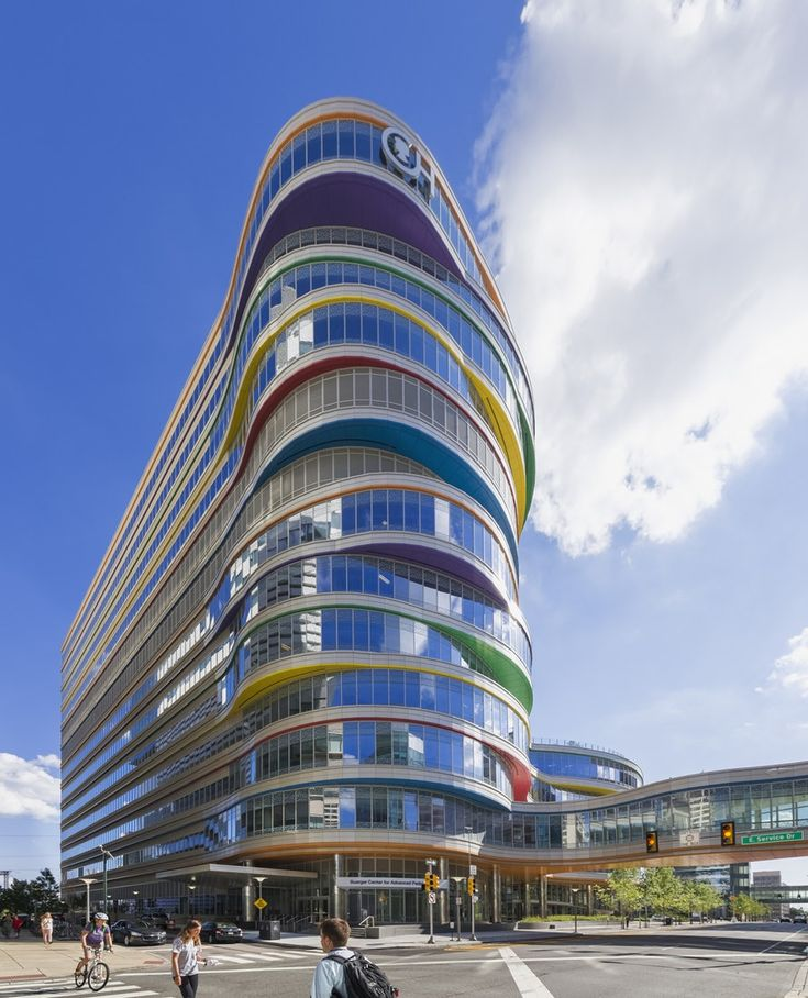 The Buerger Center for Advanced Pediatric Care is the first healthcare building of the Children's Hospital of Philadelphia's new South Campus. The curving, colorful exterior of this ambulatory care center establishes adistinctive image for the[...]