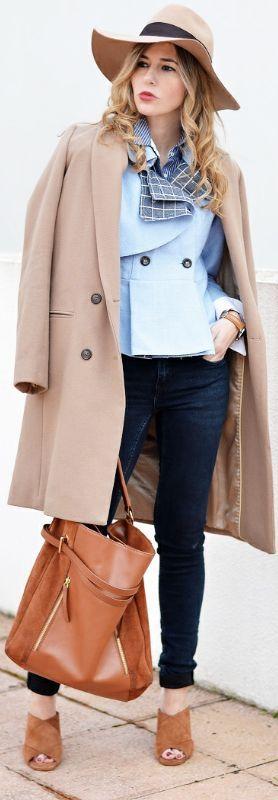 Fedora / Fashion By Ma Petite #fashion