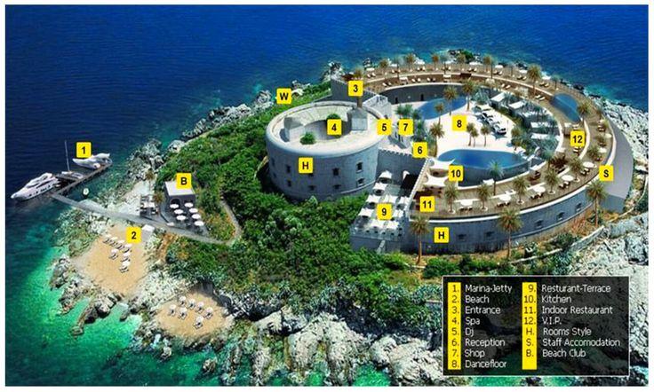 Mamula Island Picture